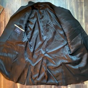 Men's suit coat